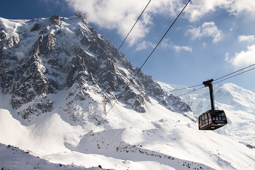 Aiguille du Midi cable car | by angelatravels11
