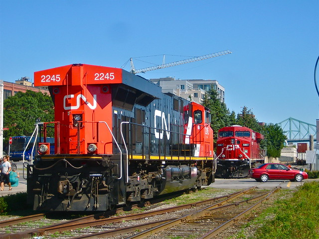 CN and CP GEVO's face off