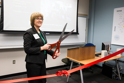 Mason Innovation Lab grand opening