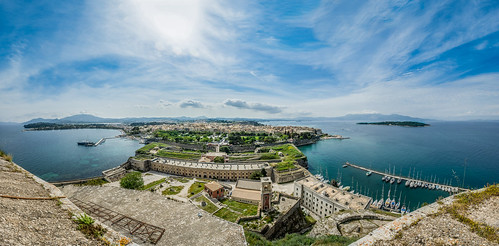 The City of Corfu II   by Mister.render