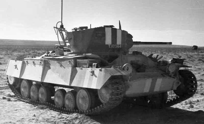 Tank Britannique Valentine