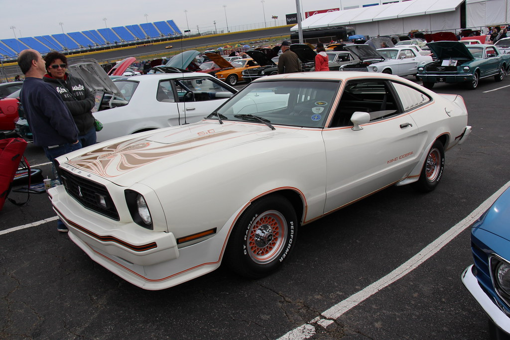 Ford Mustang King Cobra 1978 Price