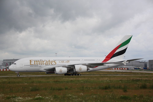 A380 Emirates A6-EEK | by XFW-Spotter