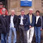 Reg Hughes, George Robinson, Andy Wilson, Tony Charlton, Polly Foster, Laurie Newton