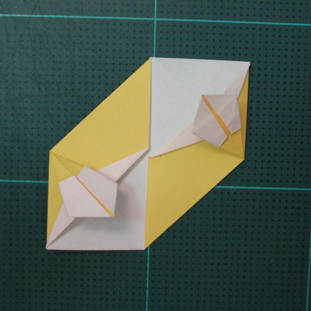 วิธีพับบอลกระดาษแบบเอสเตลล่าฟลอร์ (Estrella Flor Kusudama)010