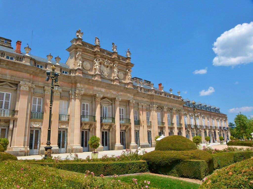 Palacio Real de La Granja de San Ildefonso - Segovia