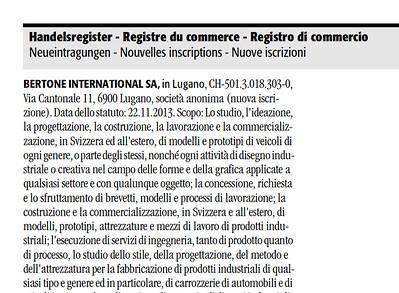 Bertone-International-SA