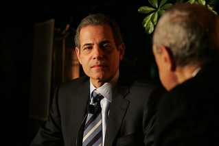 Richard Stengel & Gov. Mario Cuomo 2 | by Moving Families Forward