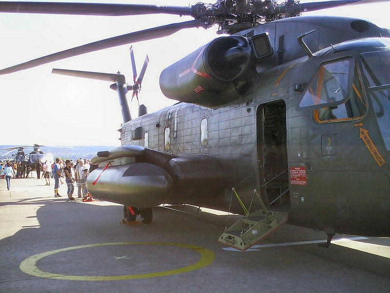 CH-53GS Super Stallion 6