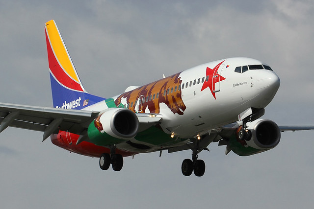 N943WN   Boeing 737-7H4/W   Southwest Airlines