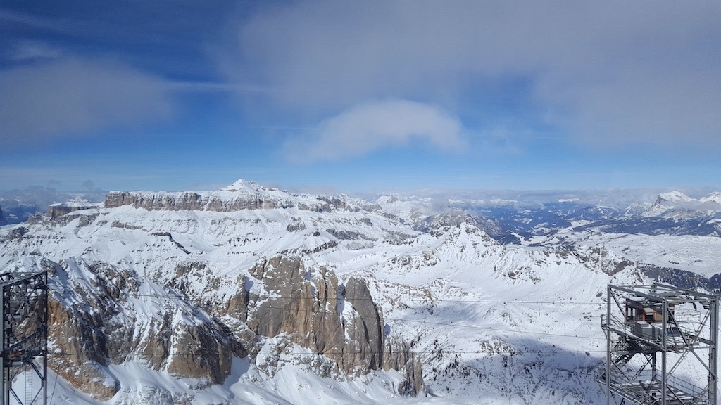 Over 3,000m high