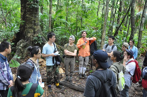 Wed, 07/13/2016 - 11:30 - 2016 ForestGEO NSF Dimensions Workshop in Hainan, China