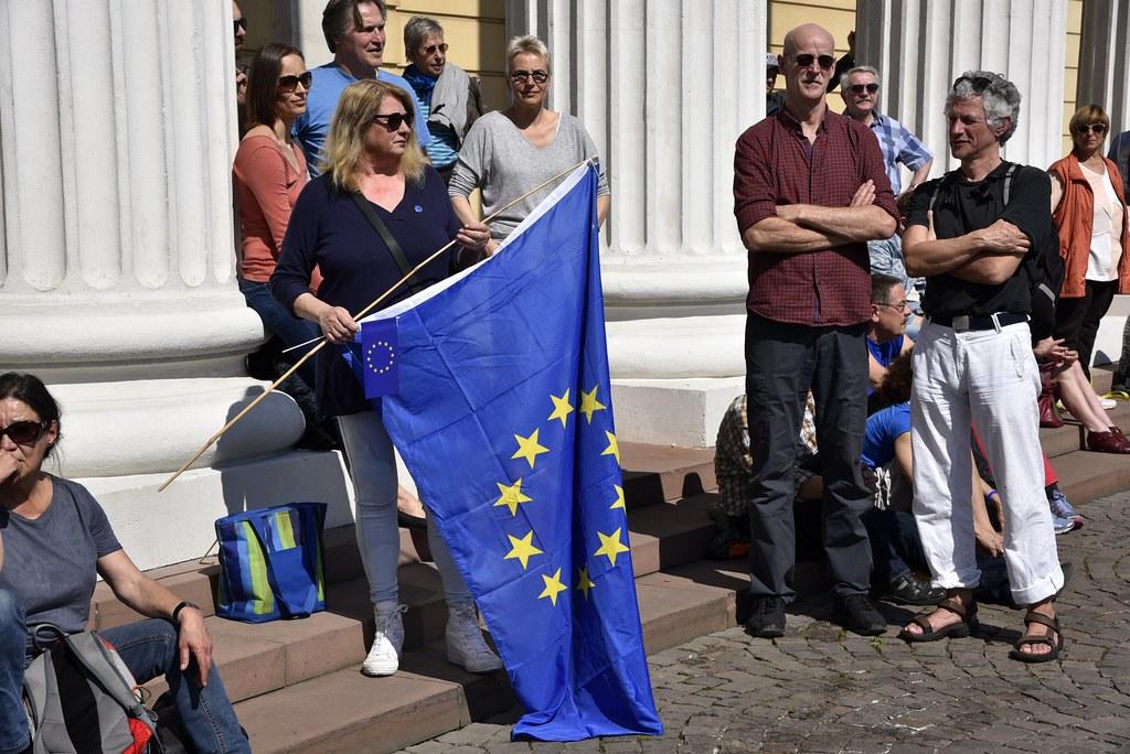 Pulse Of Europe Darmstadt