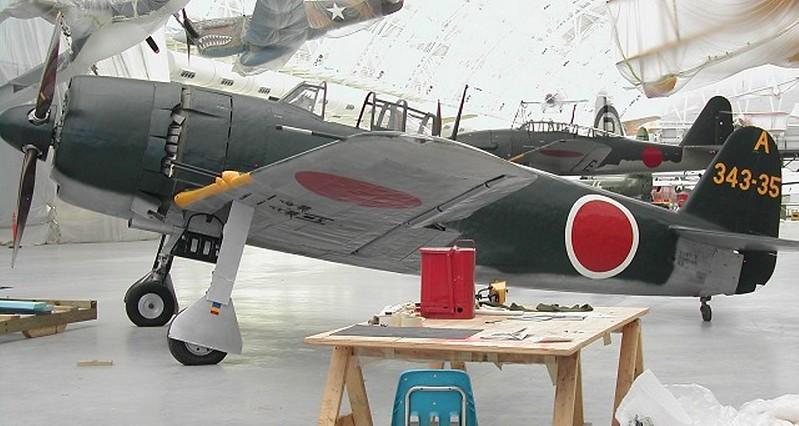 Kawanishi N1K2-J 5