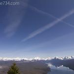 Lake McDonald from Apgar Lookout