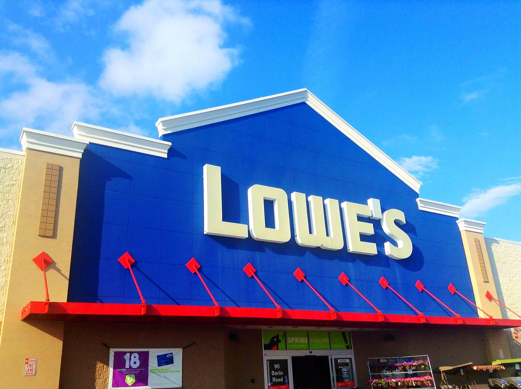 Lowe's Home Improvement Center. Lowes Store Lowe's Logo, L… | Flickr