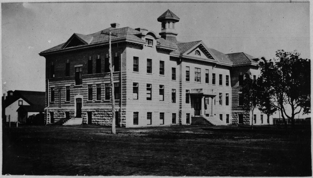 Indian Residential School, Portage la Prairie, Manitoba, c… | Flickr
