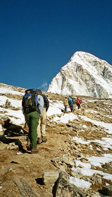 Towards Everest base camp, Nepal