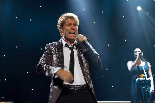 Cliff Richard. Oslo Spektrum. 27.05.14.
