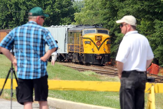 Streamliners Festival -- Delaware, Lackawanna & Western 2