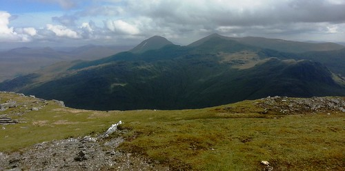 27 - Ben More from An Caisteal summit | by MekonVengence