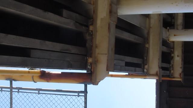 MVI_0519 swallows venoco pier east haskell bacara beach