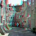 Kuiperspoort Middelburg 3D by wim hoppenbrouwers