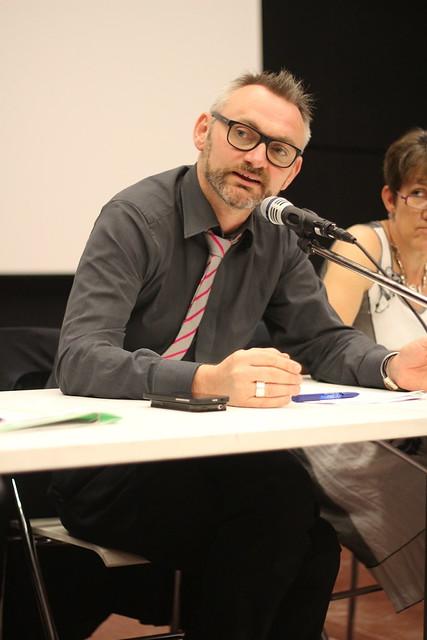 Noël Corbin, Directeur des Affaires Culturelles de la Ville de Paris