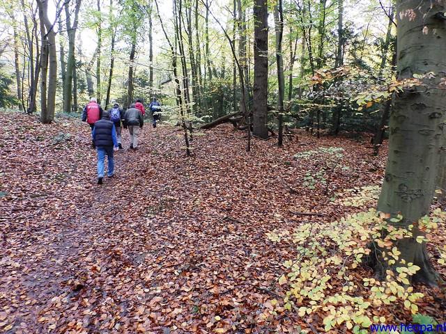 16-11-2013 Wassenaar 25 Km (34)
