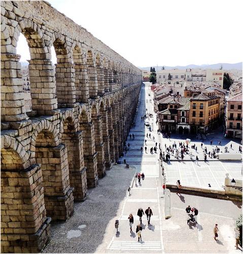 3833-Acueducto de Segovia. | by jl.cernadas