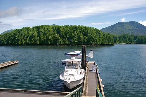 Whiskey Landing, Ucluelet, West Coast Vancouver Island, British Columbia