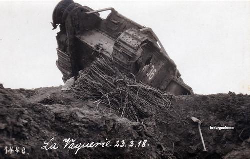 """""""La Vaquerie 23.3.1918"""""""