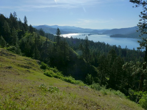 Looking southeast from Indian Cliffs Trail, Heyburn State Park, Idaho | by D.Taylor in Idaho