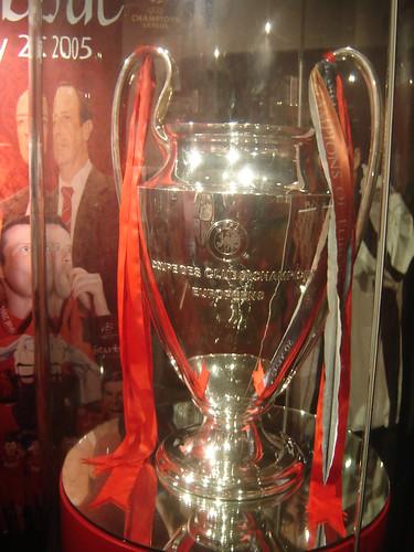 Champions League Trophy 2005