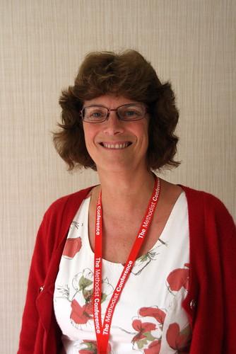 Dr Jill Barber   by Methodist Church in GB