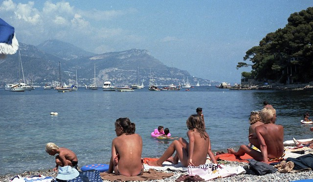 22 Plage Paloma - Topless time again