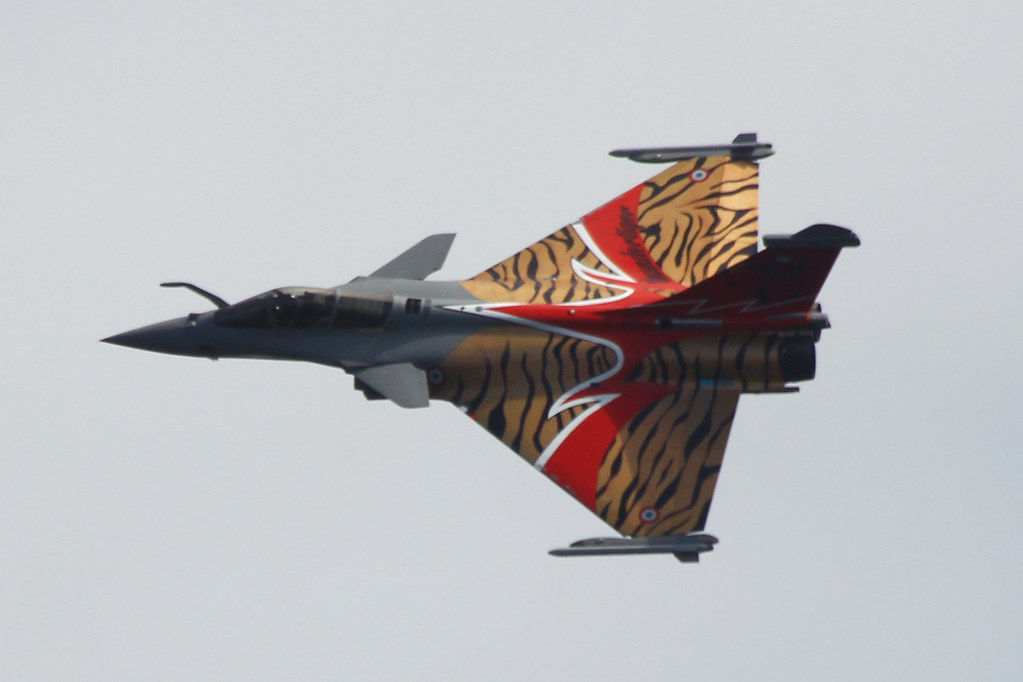 Dassault Rafale del Rafale Solo Display del 1/7 Escadron d… | Flickr