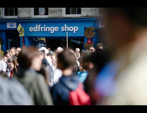 3465 - Edinburgh Festival Fringe 2014   by motion-images
