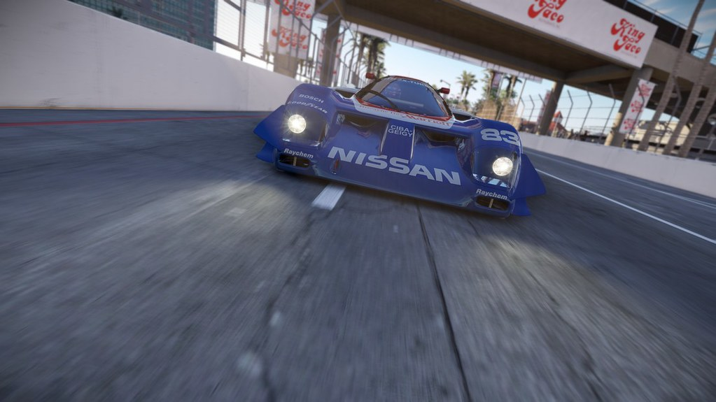 Project CARS 2 Nissan GTP