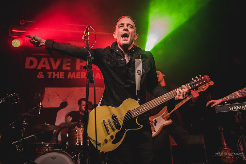 Dave Hause 2017 (The Garage, London)