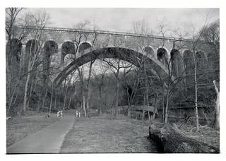 Henry Avenue Bridge | Henry Avenue Bridge over the Wissahick… | Flickr