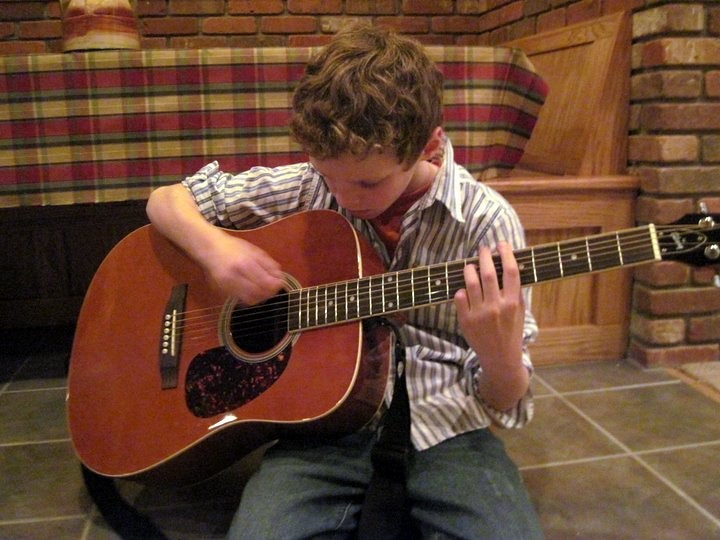 Music is part of our DNA Connor