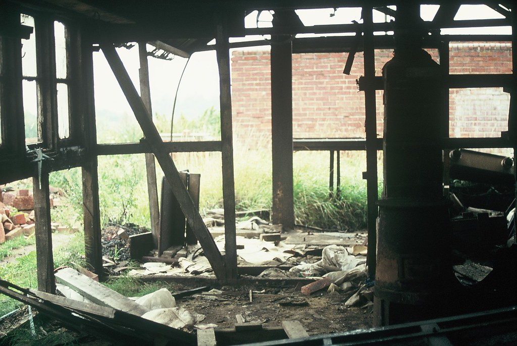 Original Carpenters' Shop, Crowle Brickworks