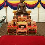 The Thai Buddhist Shrine