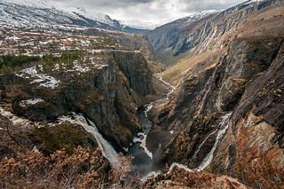 Vøringfossen waterfall - Norway | by bvi4092
