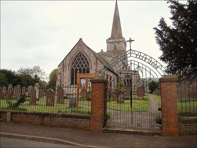 Ottringham Church ..