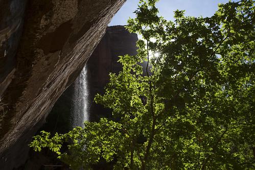Emerald Pools, Zion National Park, Utah