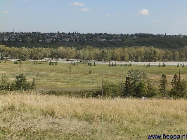 16-09-2013 De Vallei - fishcreek wandeling 36 Km  (93)