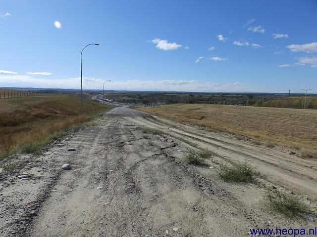 16-09-2013 De Vallei - fishcreek wandeling 36 Km  (104)