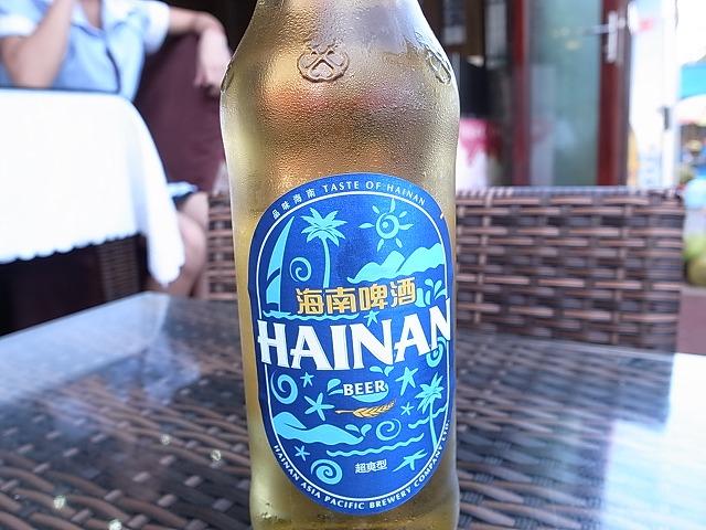 <p>ハイナンビール</p>